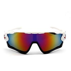 Cycling Eyewear Outdoor Sunglass UV400 Riding Sports Sunglasses Glasses Bike Windproof Sandproof Goggles  Lenses