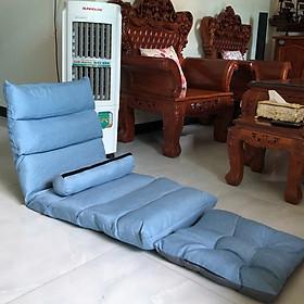 Ghế bệt, ghế lười, ghế thư giãn kiểu mới sang trọng ,ngã lưng 5 cấp độ VIMOS( có nhiều màu)