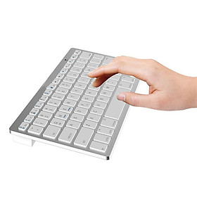 Bàn phím wireless bluetooth cho điện thoại, ipad BK3001
