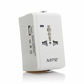 Ổ Cắm Du Lịch Đa năng MPE TA2