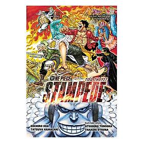 Tiểu Thuyết One Piece Stampede