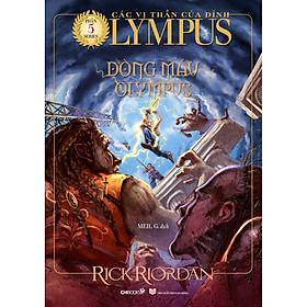 [Download sách] Dòng Máu Olympus - Phần 5 Series Các Vị Thần Của Đỉnh Olympus