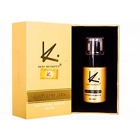 Serum trẻ hoá da mặt chống lão hoá - Gold Collagen Whitening Serum Kay Beauty