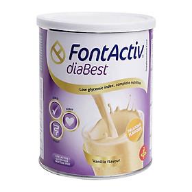 Thực phẩm chức năng Hỗ trợ tiểu đường Font Activ DiaBest (400g)