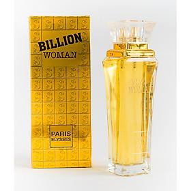 Nước Hoa Nữ Paris Elysees Billion Woman (100ml)