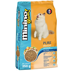Thức ăn cho mèo Minino Yum 350gr