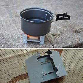 Bếp cồn mini gấp gọn