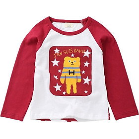 Children Boys Girls Clothing Toddler Kids Long Sleeves T-shirts For Girls Boys Tops Tees Baby T Shirt Casual Clothes