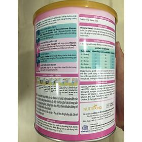 Sữa bột Hovana Baby hỗ trợ tiêu hóa cho bé từ 0 đến 12 tháng-6