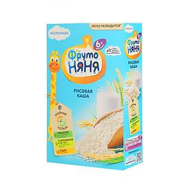 Bột ăn dặm ngũ cốc Fruto Nga vị Gạo 200g (từ 6 tháng tuổi)