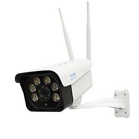 Camera wifi ngoài trời YOOSEE X8800 2.0MP Full HD, quan sát cố định, 2 led hồng ngoại, đàm thoại 2 chiều, hỗ trợ thẻ nhớ lên đến 128G, 2 anten, cảnh báo chống trộm- Hàng nhập khẩu