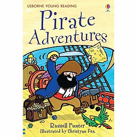Usborne Young Reading Series One: Pirate Adventures