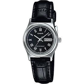 Đồng hồ nữ dây da Casio LTP-V006L-1BUDF