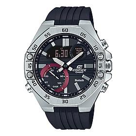 Đồng hồ nam dây nhựa Casio Edifice chính hãng ECB-10P-1ADF