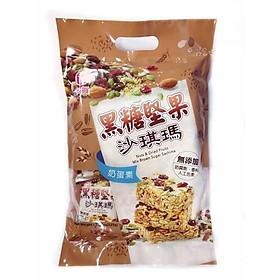 Bánh sachima quả hạch đường nâu DAILY FOOD 225g