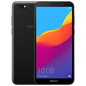 Huawei Honor 7 Play 2G+16G 4G LTE Smart Phone Quad Core 5.45 Inch 1440*720P 5.0MP + 13.0MP Android 8.1 Mobile Phone