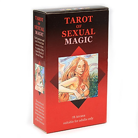 Bộ Bài Tarot of Sexual Magic New