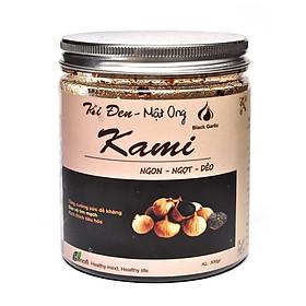 Thực phẩm chức năng Tỏi đen - Mật ong Kami hộp 300g