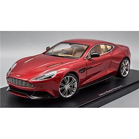 Xe Mô Hình Aston Martin Vanquish 2015 1:18 Autoart - 70249 (Đỏ)