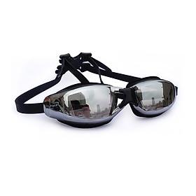 Kính bơi cận thị tráng gương chống UV Aryca WG42AC