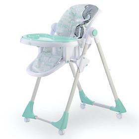 Ghế cao ăn dặm cho bé Fatz baby FB7202BL