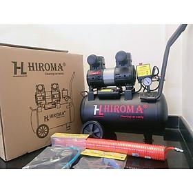 Máy nén khí chính hãng HIROMA Model DHL - 0530 Plus dung tích 30 lít động cơ mới siêu nạp Supercharger, máy cực đẹp nạp hơi cực kỳ nhanh chóng là mẫu máy nén khí được ưa chuộng nhất