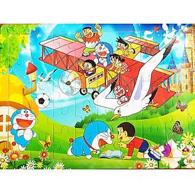 Set 3 bộ tranh ghép hình  bằng gỗ 60 mảnh - đồ chơi thông minh MK