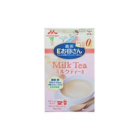 Sữa Bầu Morinaga Vị Trà Sữa 18g x 12 gói - Hàng Nội Địa Nhật Bản