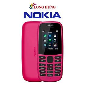 Điện thoại Nokia 105 Dual Sim 2019 – Hàng chính hãng