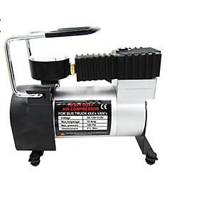 Máy Bơm Lốp 12V -100PSI- Máy Nén Khí  Tiện Lợi