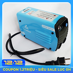 Máy hàn que điện tử inverter mini Weldcom ZARC2500