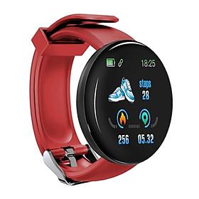 Đồng Hồ đeo Tay Thông Minh Bluetooth D18 Fitness Sport Tracker Không Thấm Nước Unisex