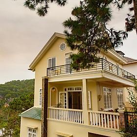 Villa Thạch Thảo Mini Đà Lạt 05 Phòng Ngủ Cho...