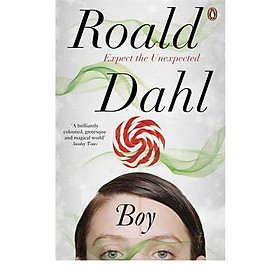 Boy: Tales of Childhood (Roald Dahl's childhood and early life)