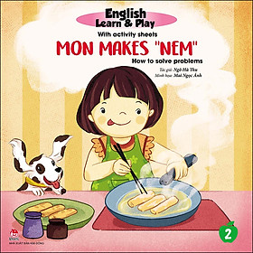 "English Learn & Play: 2_Mon Makes ""Nem"" _ How To Solve Problems"