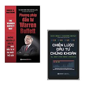 Combo Đầu Tư Chứng Khoán: Phương Pháp Đầu Tư Từ Warren Buffett + Chiến Lược Đầu Tư Chứng Khoán