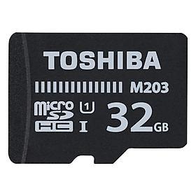 Thẻ Nhớ Micro SDHC Toshiba M203 100MB/s - Hàng Nhập Khẩu