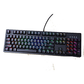 Bàn phím E-DRA EK3104 RGB (Brown Switch) - Hàng chính hãng