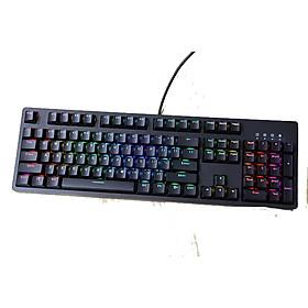 Bàn phím E-DRA EK3104 RGB (Red Switch) - Hàng chính hãng