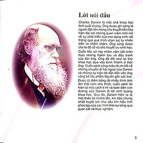 Tủ Sách Nhà Khoa Học Vĩ Đại - Charles Darwin