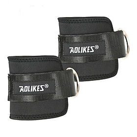 Đai cuốn thể thao tập luyện mắt cá chân Aolikes AL7129 (1 đôi)