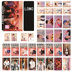 Lomo card BTS Map of the soul Persona