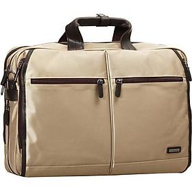 Túi xách công sở TRESETTE Hàn Quốc TR-5C12 cặp đựng laptop cho nam và nữ