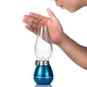 Đèn Thần cảm ứng thổi sang tắt (tặng kèm 1 sản phẩm ngẫu nhiên)
