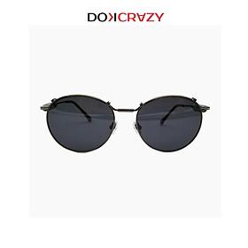 Kính mát ngầu chất GUSTAS DOKCRAZY dáng phi công mắt râm phân cực thời trang nam nữ chống UV, bụi, đi biển, đêm, đường