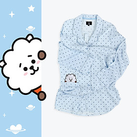 BT21 x HUNT One-piece Pajama Rj HIYO84T02T