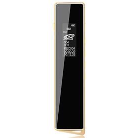 Máy Ghi Âm Newsmy V03 Bộ Nhớ 8G - Vàng