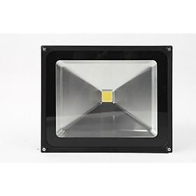 Đèn pha ngoài trời vỏ đen 50W cao cấp - RB Lighting