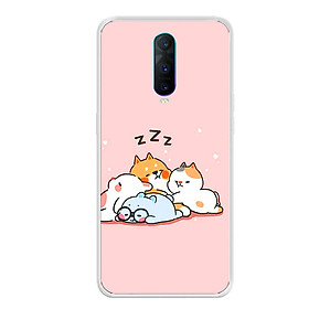 Hình đại diện sản phẩm Ốp lưng dẻo cho điện thoại Oppo R17 Pro - 0047 SLEEP - Hàng Chính Hãng