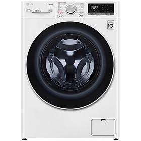 Máy Giặt Sấy LG Inverter 8.5 Kg FV1408G4W - Chỉ Giao Hà Nội